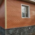 Монтаж сайдинга и фасадных термопанелей