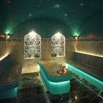 Декоративное освещение для саун,  бань и хамамов.