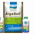 Биостимулятор ALGA SOIL органическое гранулированное удобрение из морс
