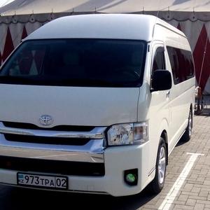 пассажирские перевозки на комфортабельных микроавтобусах