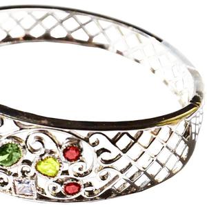 Ювелирные украшения из серебра с золотом оптом