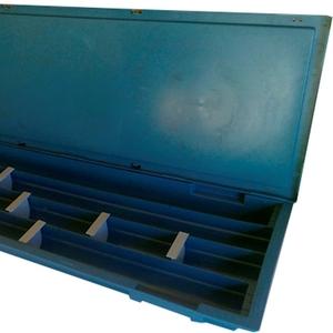 Ящики пластиковые под керн NQ,  HQ,  BQ,  PQ.