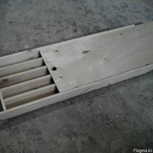 Деревянные ящики для керна: NQ,  HQ,  BQ,  PQ.  Производство.