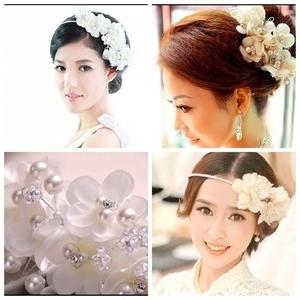 Свадебный ободок в наличии! Для нежной Невесты!