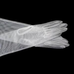 Длинные свадебные перчатки в наличии!