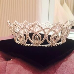 Большая корона для Невесты в Алматы