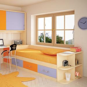 Качественная и надежная мебель для детской комнаты