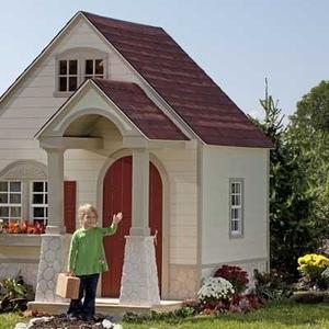 Изготовление детских домиков