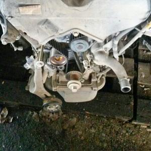 Двигатель  5VZ  на Toyota Land Cruiser Prado 95