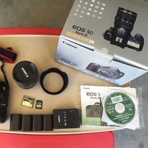 Canon EOS 5D Mark III 22.3MP+24 - 70 мм
