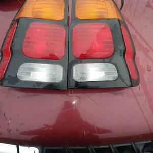 Капот,  бампер,  фары,  решетка на Mitsubishi Challenger