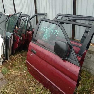 Двери боковые  на  Mitsubishi Challenger
