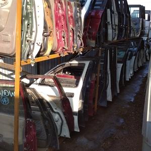 двери,  крышка багажника,  капот а Prado 95