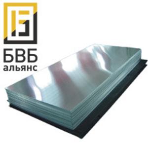 Лист алюминиевый АД1