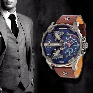Подарок!!! Брутальные мужские часы Diesel Brave