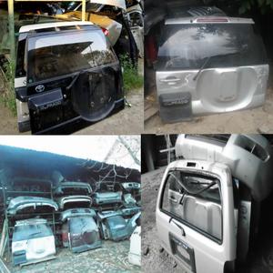 Крышка багажника Toyota L C Prado .Hilux Surf 4Runner