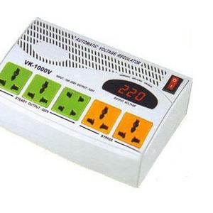 Стабилизатор напряжения VK-1000V,  мощность 560W