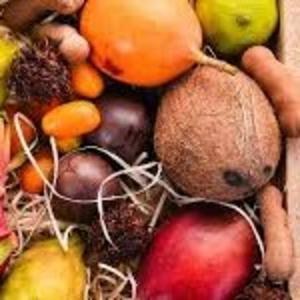 Экзотические фрукты в Казахстане