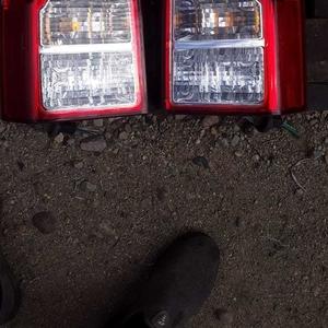 Оптика  - фары,  фонари на Патфайндер Р51.