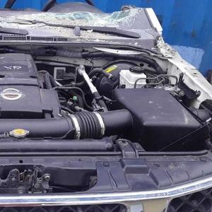 Двигатель  V-4, 0  Pathfinder R51.