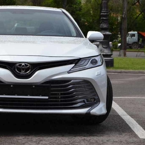 Toyota Camry с минимальным пробегом