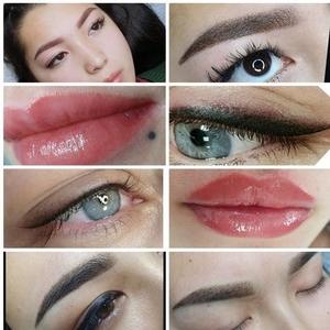 Курсы перманентного макияжа