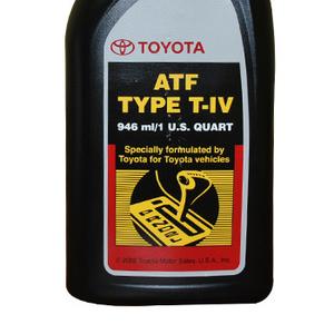 Оригинальные моторные масла и жидкости акпп Toyota