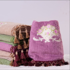 Махровые полотенца алматы Астана 35х 75, 90г, цена:160тг из Урумчи китай