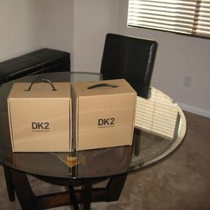 Oculus Rift DK2 все для бизнеса