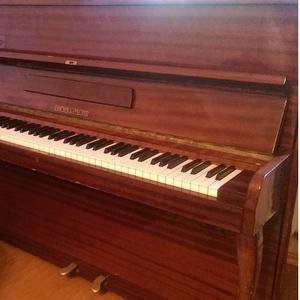 Пианино известной марки Fuchs & Mohr