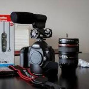 новый Canon EOS 5D Mark III 22.3 MP Full Frame CMOS