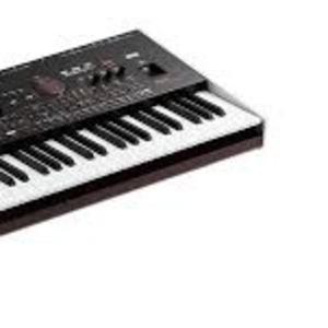Korg Pa4X 61 клавиатура