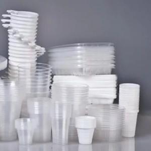Бумажная посуда в Алматы