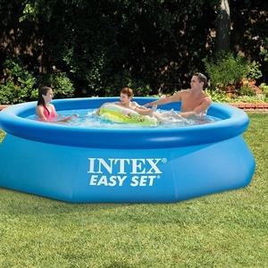 Надувной бассейн круглый 305х76см,  Intex 28120