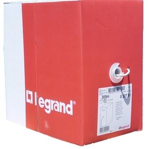 Кабель UTP Legrand Cat 5e PVC