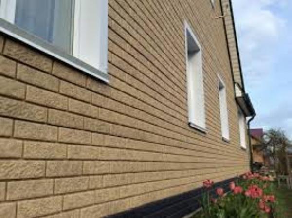 Фасадные панели Стоун-хаус 2