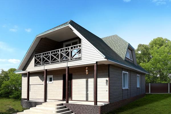 Фасадные панели-Timberblock Ель 2