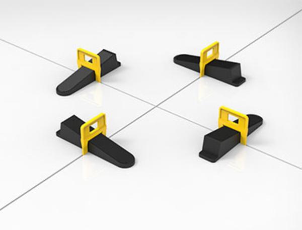 Система выравнивания крупноформатной плитки-3D Krestiki Quattro  2