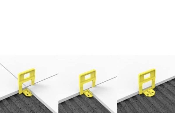 Система выравнивания крупноформатной плитки-3D Krestiki Quattro  3