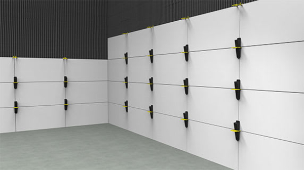 Система выравнивания крупноформатной плитки-3D Krestiki Quattro  6