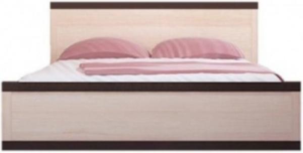 Кровати  из ламината разных размеров и расцветок