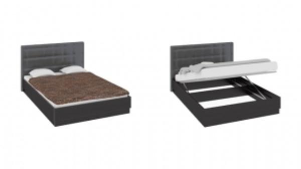 Кровати  из ламината разных размеров и расцветок 2