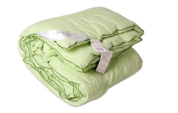 Подушки и одеяло из бамбука. 2