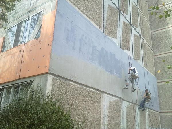 Утепление стен 6