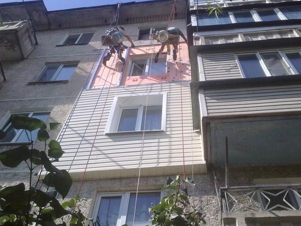 Утепление балкона 3