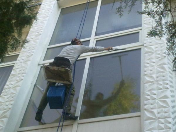 Мытье окон в Алматы 5