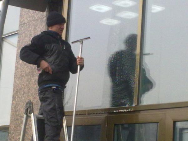 Мытье окон в Алматы 8