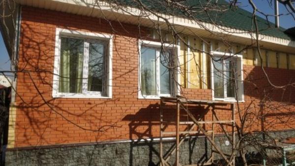 Монтаж сайдинга и фасадных термопанелей 2
