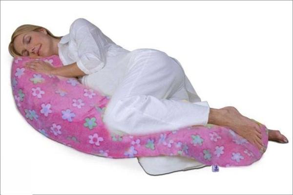 Подушка для сна во время беременности. 3