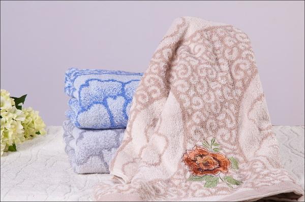 Актобе Уральск Махровые полотенца 35х 75, 90г, цена:160тг изУрумчи Китай 3